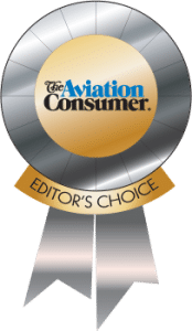Aviation Consumer Editor's Choice Award